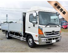 [未使用]H28 TKG-レンジャー トランテックス製アルミブロック <br>6200セミワイド 5方開70アオリ 3.6t積載 240馬力 車検30/6迄