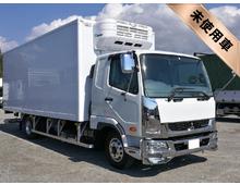 [未使用]H29 TKG-ファイター 東プレ製冷凍車 低温 スタンバイ <br>格納PG キーストン床 左観音扉 エアサス アルミホイール 車検付