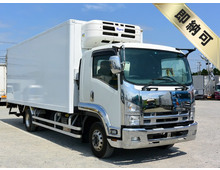 H20 PDG-フォワード 東プレ製冷凍バン -30℃設定 240馬力 <br>パワーゲート 左扉 キャブメッキパーツ アルミホイール 6MT