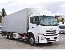 H20 ADG-クオン 冷凍車 菱重サブEG キーストン J4列<br>コルゲートパネル 左W扉 ステンパーツ多数
