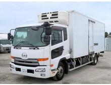 H24 SKG-コンドル 東プレ製冷凍バン -30℃設定 格納パワーゲート 6000ボデー 左サイド扉 車検付