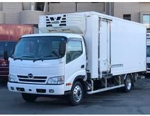 デュトロ 冷凍バン 左サイド扉 格納パワーゲート付 積載3.25t 車検R2年3月迄