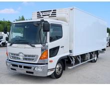【高年式】 レンジャー サーモキング低温 格納パワーゲート 6200ワイド 3.25t積載 アルミホイール 6MT お手頃冷凍車