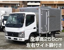 キャンター 標準ショート リアシャッター式扉 両サイド扉 5MT 5t未満限定免許対応