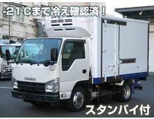 エルフ 4WD 標準ショート 低温 スタンバイ 両サイド扉 2室可能 総重量5トン未満限定免許対応