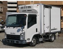エルフ 菱重冷凍 スタンバイ 両サイド扉 5トン未満限定免許対応
