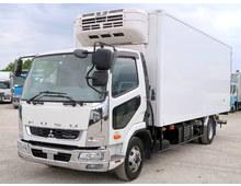 【高年式】ファイター 標準幅 低温仕様 格納パワーゲート リアエアサス 240馬力 6MT 車検9月迄