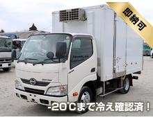 【すぐ乗れる】 【高年式】 東プレ低温 標準ショート 左サイド扉 2t積載 5MT