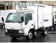 【高年式】 東プレ冷凍 標準ショート 左サイド扉 走行12.6万㎞ 5t未満限定免許対応