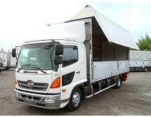 【高年式】 レンジャー 6200セミワイド 2.8t積載 リーフサス 6MT
