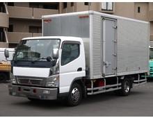 キャンター ワイドロング 内高205㎝ ジョルダー2列 左サイド扉 3t積載 5MT 車検付令和2年1月迄