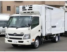 デュトロ 冷凍バン 低温 ワイドロング 積載2t 車検R2年3月迄