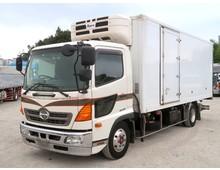 レンジャー 冷凍バン 東プレ 低温 格納パワーゲート リアエアサス 積載2.95t 6MT