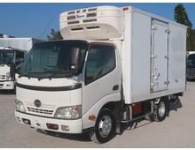 デュトロ 冷凍バン 低温 左サイド扉 標準ショート 積載2t 5MT
