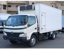 デュトロ 冷凍バン 格納パワーゲート 積載3.25t 6MT ワイドロング