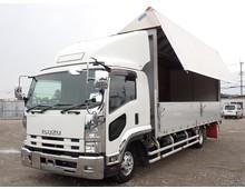 フォワード 6200ワイド 内高239㎝ リアエアサス 2.7t積載 メッキパーツ 6MT