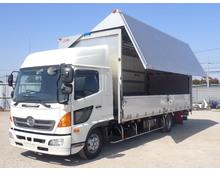 日野 ウイング車 4トン H26年 TKG-FD7JLAG