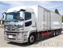 三菱ふそう 冷蔵冷凍車 大型 H26年 QPG-FU64VZ