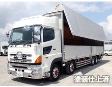 日野 ウイング車 大型 H29年 QPG-FW1EXEG