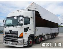 日野 ウイング車 大型 H29年 QPG-FW1EXEJ