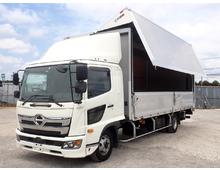 日野 ウイング車 4トン R2年 2KG-FD2ABG