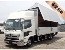 日野 ウイング車 4トン R2年 2PG-FD2ABG