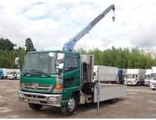 レンジャー 増トン タダノ製3段クレーン アルミブロックL5440 2.93t吊 ラジコン フックイン メッキパーツ 6MT 積載7.4t