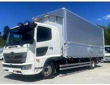 日野 ウイング車 4トン H30年 2PG-FD2ABG