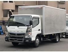H31年式 【カスタム】 キャンター アルミバン 格納パワーゲート ワイドロング 積載2000kg