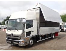 日野 ウイング車 4トン R3年 2PG-FD2ABG