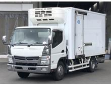 【カスタム】 キャンター 東プレ低温設定 格納パワーゲート ワイドL4300 積載3300kg