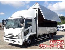 いすゞ ウイング車 4トン H28年 TKG-FRR90T2