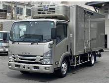 H29年 いすゞエルフ 東プレ中温設定 ジョロダーキーストン 3000kg