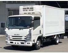 H27 いすゞエルフ コンビニ仕様 冷凍車 エンジンリビルト搭載