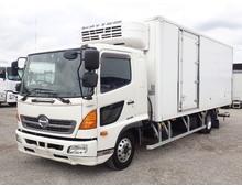 日野 冷蔵冷凍車 4トン H27年 TKG-FD7JLAG