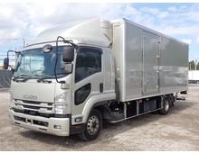 いすゞ 冷蔵冷凍車 4トン H30年 2PG-FRR90T2
