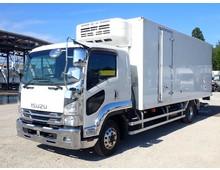 いすゞ 冷蔵冷凍車 4トン H28年 TKG-FRR90T2