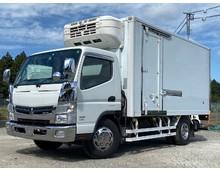 -16℃確認済 H25年式 三菱キャンター ワイドロング 低温 冷凍車 カスタムグレード ターボ 150馬力 積載3.3t