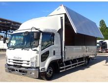 いすゞ ウイング車 4トン R1年 2RG-FRR90T2