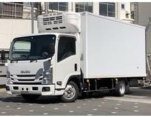 H28年 いすゞエルフ 冷凍バン 東プレ ワイドL475㎝ 走行距離261千㎞ 積載2000㎏ シフト6速